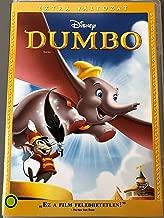 Dumbo DVD 1941 - Hungarian Jubileumi kiadás