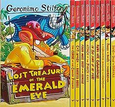 Geronimo Stilton Series 1 Collection 10 Books Box Set PDF
