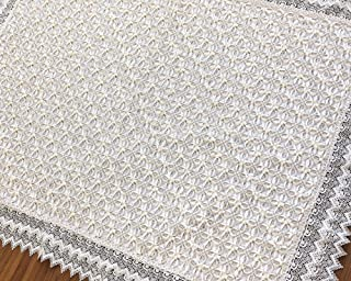 Christening Blanket G019 | Baptism Christening or Dedication | Baby Blanket Ivory | Handmade | Stroller Cover | Handcrafted baby Coat