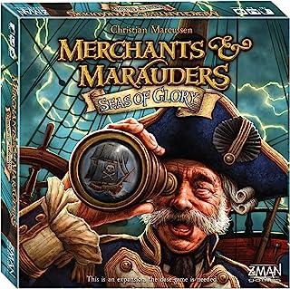 Z-Man Games Game Merchants & Marauders: Seas of Glory