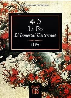 Li Po. El Inmortal Desterrado