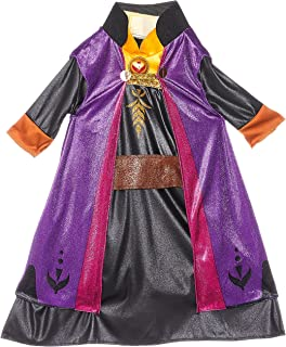 Disguise Disney Anna Frozen 2 Classic Girls' Halloween Costume
