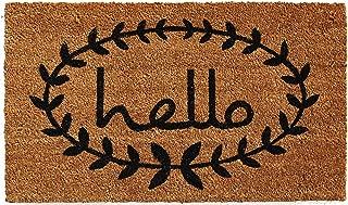 Calloway Mills 121812436 Calico Hello Doormat, 24