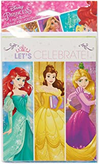 American Greetings Disney Princess Invite & Thank You Combo Pack, 8-Count