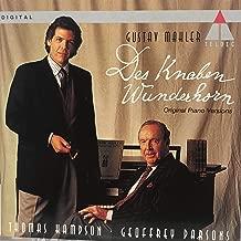 Mahler: Songs From Des Knaben Wunderhorn by Thomas Hampson