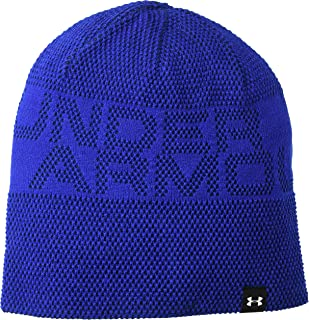 Under Armour Boys Reversible Beanie upd