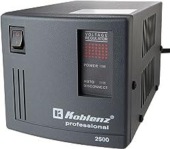 Koblenz ER-2550 - Regulador de voltaje automático, 2500 VA