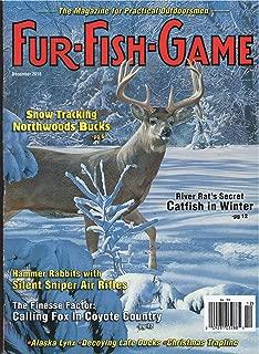 fur fish and game