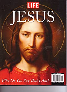 LIFE Magazine - JESUS - Who Do You Say That I Am? 2012.