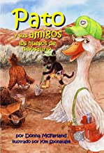 Pato y sus amigos: los huesos de dinosaurio (Duck and Friends) (English Edition)