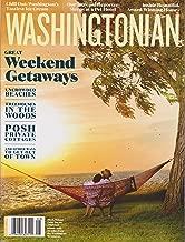 Washingtonian Magazine August 2017