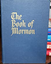 BOOK OF MORMON (Hard cover LARGE PRINT)