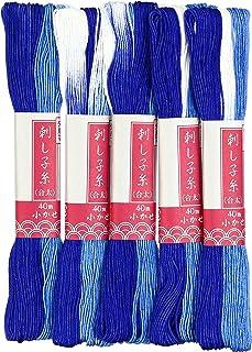 SASHIKO Thread 40m Kragen. 53W900