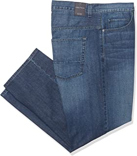 Men's Big and Tall 5 Pocket Relaxed Fit Stretch Jean