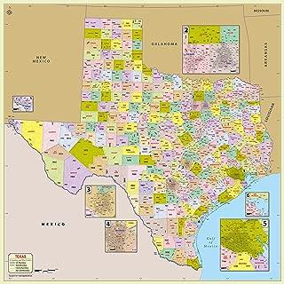 Best texas zip code map Reviews