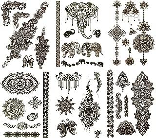 small bohemian tattoos