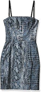 Just Cavalli womens Just Cavalli Womens Body Con Dress Casual Dress