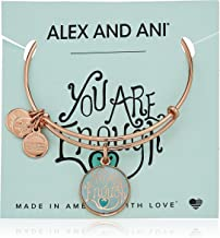 Alex and Ani Women's Words are Powerful - You are Enough Bangle