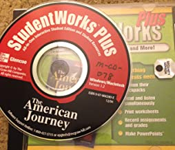 THE AMERICAN JOURNEY student works PLUS FLORIDA EDITION (TEXT AUDIO WORKBOOKS AND MORE)