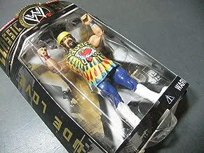 WWE Classic Series 2 Dude Love Red Blue Wrist Bands Wrestling Figure
