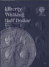 0-307-09027-2 Liberty Walking Half Dollars 1937-1947 Volume 2 Whitman No 9027 Coin; Album, Binder, Board, Book, Card, Collection, Folder, Holder, Page, Portfolio, Publication, Set, Volume