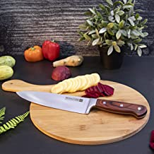Royalford RF4110 8 Inch Chef Knife - 1 Piece,Stainless Steel
