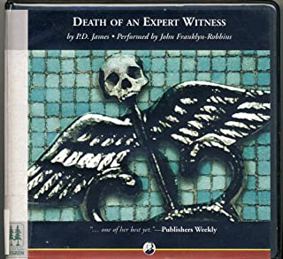 Death of an Expert Witness by P.D. James Unabridged CD Audiobook (Inspector Adam Dalgliesh Mystery Series)