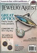 Lapidary Journal Jewelry Artist Magazine September October 2019