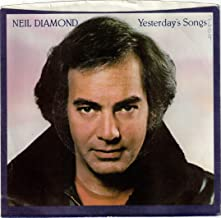 DIAMOND, Neil / Yesterday's Songs / 45rpm record + picture sleeve