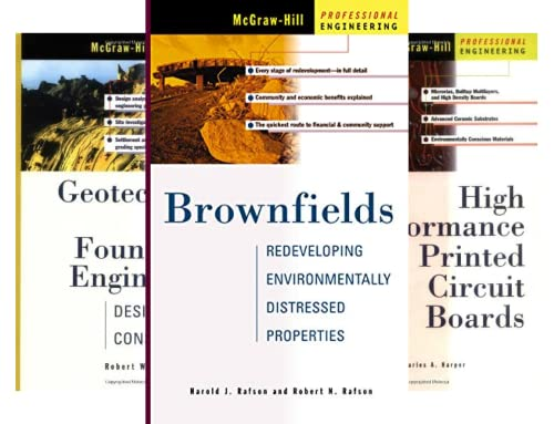 McGraw-Hill Professional Engineering (31 Book Series)