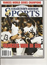 2009 Collector's Edition Sports Yankees World Series Champions Magazine (Yankees win in six, November 4 2009)