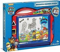 Cuddlez Mag Pad magnetische Zeichentafel Zeichenbrett als Magnetspiel Tablet /& p/ädagogisches Kinderspielzeug zum Zeichnen Magische Zaubertafel f/ür Kinder mit 380 Kugeln /& Magnet-Stift