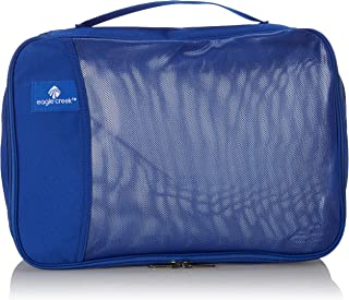 Pack-It Clean/Dirty Split Cube Packing Organizer, Blue Sea