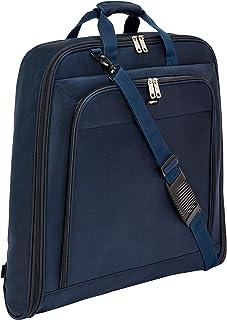"AmazonBasics Premium Garment Bag, Navy Blue- 40"""