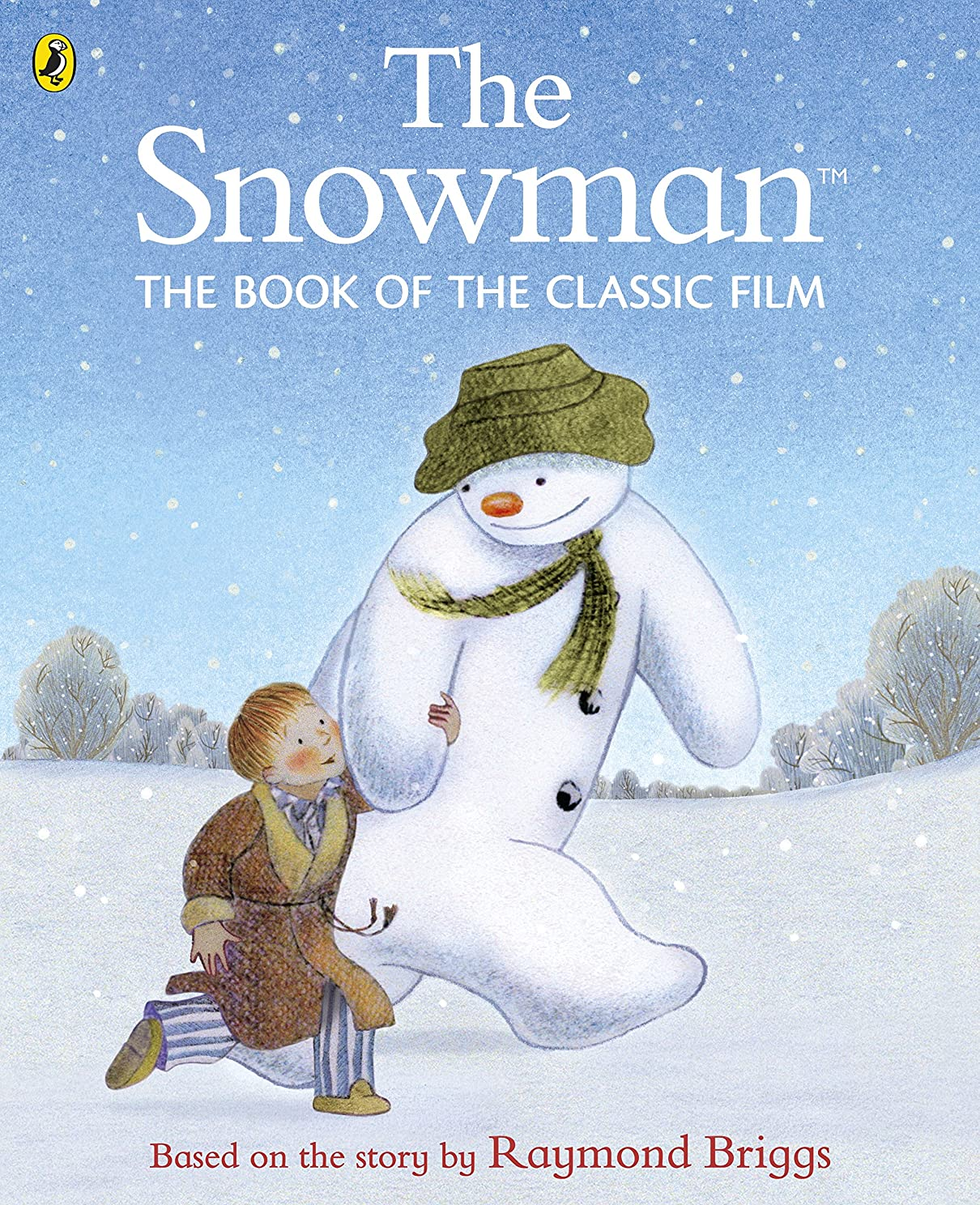決定的チップ自己尊重The Snowman: The Book of the Classic Film (English Edition)