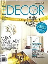 Best Elle Decor Magazine (December 2012/ Italian Edition) Review