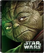 Star Wars: Attack of the Clones Steel Book Book