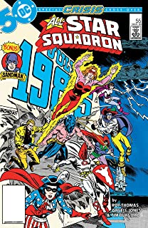 All-Star Squadron (1981-) #55