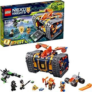 LEGO NEXO KNIGHTS Axl's Rolling Arsenal 72006 Building Kit (604 Piece)