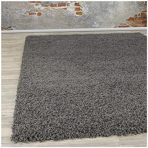 Shaggy Rug  120 x 170cm Soft Thick Ostrich Long Pile