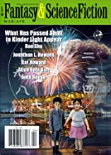 The Magazine of Fantasy & Science Fiction March/April 2015 (The Magazine of Fantasy & Science Fiction Book 128)