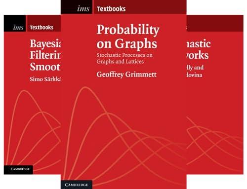 Institute of Mathematical Statistics Textbooks (12 Book Series)