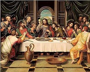 The Last Supper Juan of Juanes (8