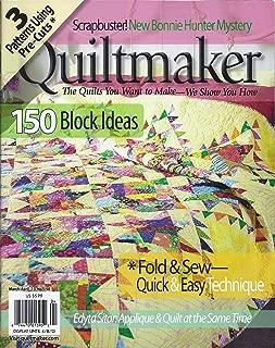 Quiltmaker (March/April 2013 (150 Block Ideas))
