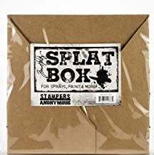 Stampers Anonymous Tim Holtz Splatbox