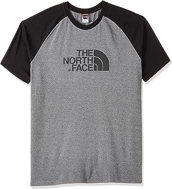 The North Face SS Raglan Easy tee Camiseta Hombre