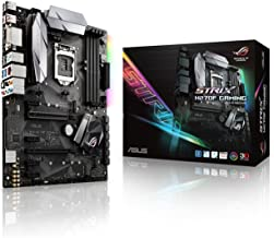 ASUS ROG STRIX H270F GAMING LGA1151 DDR4 DP HDMI DVI M.2 ATX Motherboard with USB 3.1