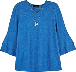 cobalt blue top size 22