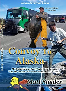 Convoy to Alaska (Book 6)