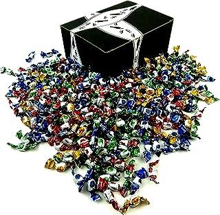Colombina Delicate Fruit Drops, 2.2 lb Bag in a BlackTie Box